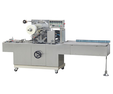 BTB-300B Cellophane wrapping machine